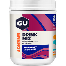GU Energy Drink Mix Sportvoeding met basisprijs Blueberry Pomegranate 840g